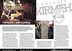 CrossFit Skirmish