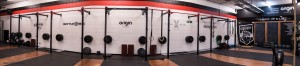 Crossfit panoramic